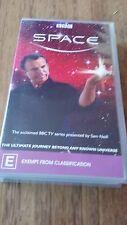 SPACE - SAM NEILL,  BBC 2002 VHS VIDEO