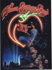Allman Brothers 35th Ann Godess Sticker - Decal Music Band Album Art Se080