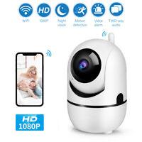 1080P HD Smart Home Wireless Security IP Camera Wi-Fi IR Night Baby Monitor-CCTV