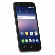 New Alcatel Ideal Xcite Black 5044r 4G LTE Unlocked 8Gb 5Mp Flash 5' Android
