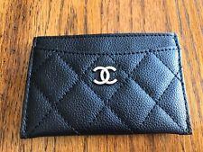 New Chanel VIP Card Holder