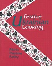 Festive Ukrainian Cooking-ExLibrary