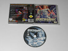 Starwinder: the ULTIMATE SPACE RACE per PlayStation 1/ps1