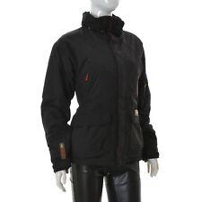 Didriksons Womens Ski Winter Warm Jacket Waterproof Outdoor Gear Black Size 170