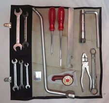 1965-66 Porsche 911 SWB Tool Kit Toolkit - Absolutely Beautiful Condition