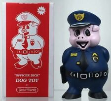 """Good Worth & Co. """"Officer Dick"""" Dog Toy"""