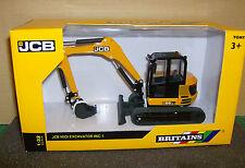 Britains Deetail JCB Diecast Construction Equipment