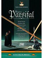 Wagner - Parsifal (Otvos, Decker, Holle, Schone) [DVD] [2006]