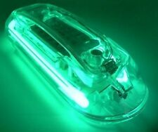 Corded Trimline Clear Phone  Novelty Telephone Green Neon NEW