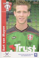 AUTOGRAMMKARTE / AUTOGRAPHCARD Bart van Muyen FC Dordrecht 2003/2004