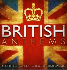 British Anthems - Various (NEW CD)