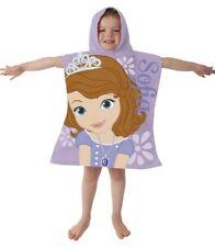 Bnip Disney Princess Sofia The First Hooded Poncho Bath/Beach Towel 100% Cotton