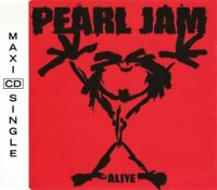 PEARL JAM alive (CD, maxi-single) grunge, alternative rock, very good condition