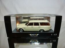 NEO 43090 VOLVO 145 - OFF WHITE 1:43 RARE - EXCELLENT IN BOX