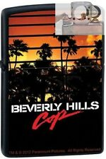 Zippo 9209 beverly hills cop movie Lighter with PIPE INSERT PL