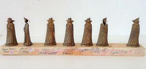 Goebel Olszewski Studio EVIL QUEEN Disney Snow White Bronze Correction Stick