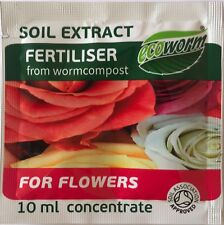 Ecoworm Soil Extract For Flowers 10mlx8