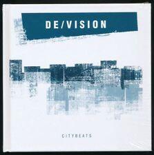 ★ DE/VISION - Citybeats Limited Digibook Edition (2 CD) 2018 ★ NEU & OVP & RAR ★