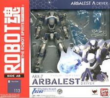 New Bandai Robot Sprits SIDE AS Panic Arbalest Lambda Driver Pre-Painted