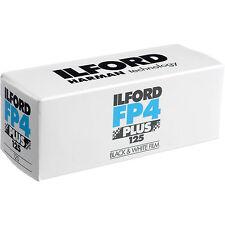 Ilford FP4 plus 125 Monochrome film (35mm or 120)