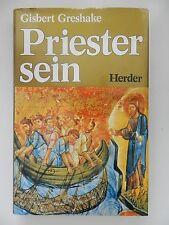 Gisbert Greshake Priester sein Herder