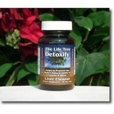 Detoxify Liver Kidney Detox Cleanse 60 Veg Capsules All Natural Organic Herbal