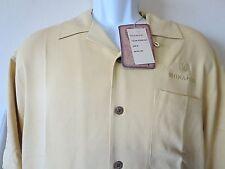MONA VIE Button Down Shirt Brand New Eagle Dry Goods Yellow Brand New Medium