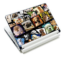 "Cute Dogs Laptop Netbook Sticker Skin Decal For 13.3"" 14"" 15"" 15.4"" 15.6"" Laptop"