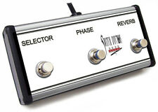 Switch Doctor - Custom 3 Button Footswitch for Peavey Classic VTX