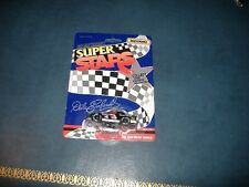 1992 Matchbox Super Stars Dale Earnhardt Sr. #3 GM Goodwrench 1:64