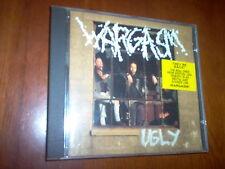 WARGASM - UGLY CD THRASH 1993  RARO!!!