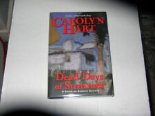 Dead Days of Summer by Carolyn Hart (2006) SIGNED 1st/1st