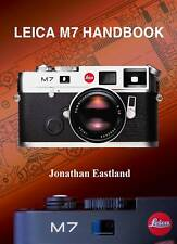 LEICA M7 HANDBOOK - NEW-UNUSED-EX FACTORY!_HARDBACK BOOK