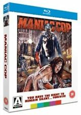 Maniac Cop 5027035007199 With Bruce Campbell Blu-ray Region B