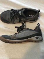 Chaco Kanarra Women's Gray Lace Up Hiking Sneaker Shoes Size 8