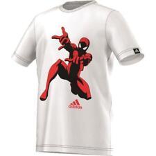 Tee Shirt Adidas Spiderman 15/16 ans Authentique neuf