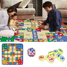 Baby Kids Carpet Play Mat Gym Educational Learning Crawling Flying Chess Blanket