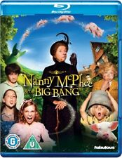 NANNY MCPHEE & THE BIG BANG BLURAY