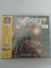 Gadget Past as Future New PS1 Japan Import.