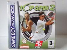 Gameboy Advance juego-top spin 2 (con embalaje original) 10823569