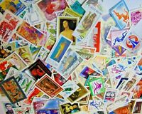 RUSSIA, USSR, CCCP, SSSR, SOVIET UNION - 100 DIFFERENT UNMOUNTED MINT STAMPS
