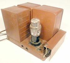 BRUNKSWICK * 3NC8 / RCA RADIOLA AR-750 CONSOLE:  TESTED / WORKING POWER SUPPLY