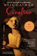 HarperClassics: Coraline by Neil Gaiman (2012, Paperback, Anniversary)