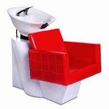 Friseur Waschsessel Waschbecken Friseursessel  Friseurstuhl Rückwärtswaschsessel