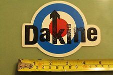 DAKINE Target Hawaii Surfboards Accessories Vintage Surfing Decal STICKER