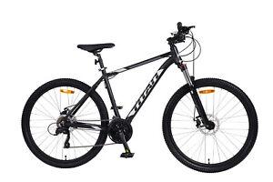 "Titan Challenge One Mountain Bike 27.5"" Wheel, 21 Speed, Front Suspension, Disc"