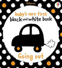 Going Out (Baby's Very First Black-and-White Books)-ExLibrary