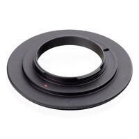 Lens Adapter Macro Reverse Ring For Nikon AF AI Mount 49 55 52 58 62 67 72 77MM