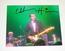 Unknown Hinson Signed Autograph 8x10 color Photo A COA EXACT Proof