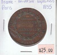 France - Universal Exposition Paris 1855